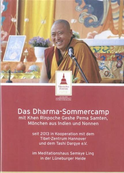 Das Dharma-Sommercamp DVD