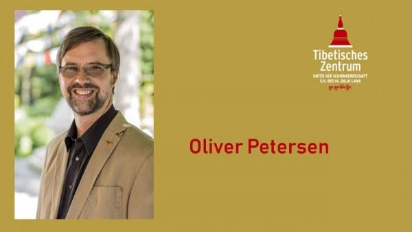 Buddhistische Weisheit mit Oliver Petersen
