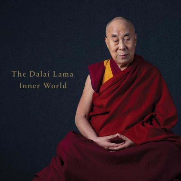 Inner World The Dalai Lama - Buch und 2 CD