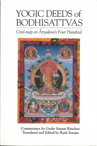 Gyel-tsap on Aryadeva's Four Hundred