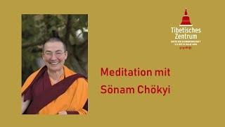 Edles Schweigen mit Bhikṣuṇī Sönam Chökyi