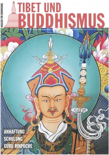 NEU: Tibet und Buddhismus - Anhaftung, Schulung, Guru Rinpoche