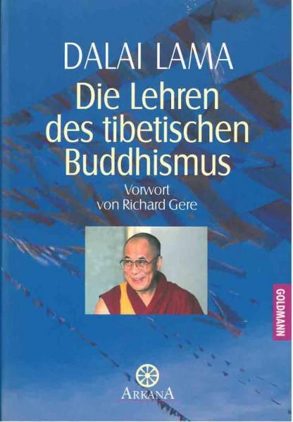 Die Lehren des tibetischen Buddhismus von Dalai Lama