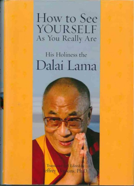 How to See Yourself as You Really Are von Dalai Lama