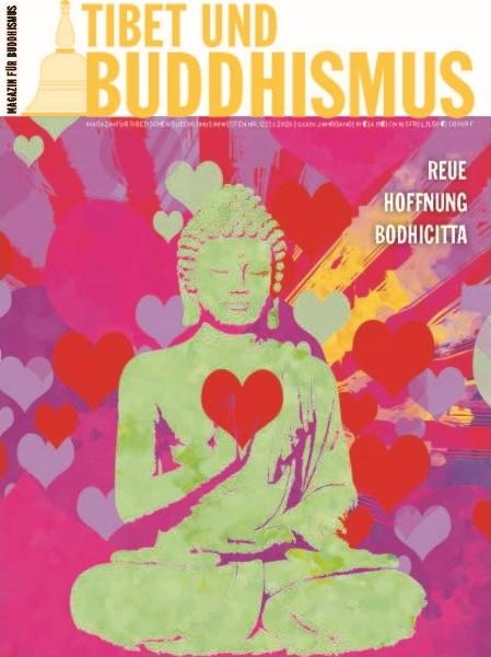 Zeitschrift Tibet und Buddhismuss Ausgabe 122 Reue Hoffnung Bodhicitta