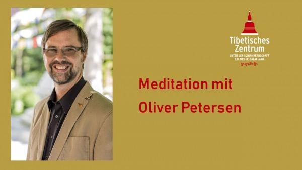 Buddhismus und Wissenschaft mit Oliver Petersen