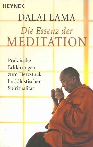 Die Essenz der Meditation von Dalai Lama - GEBRAUCHT