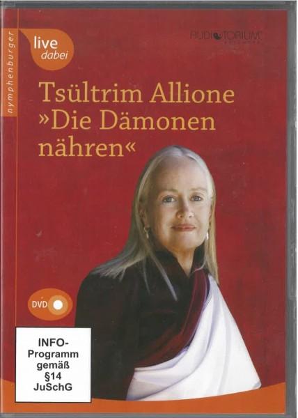 Die Dämonen nähren von Tsültrim Allione - DVD GEBRAUCHT