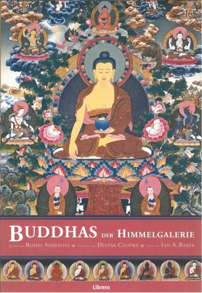 Buddhas der Himmelsgalerie von Romio Shrestha und Ian A. Baker