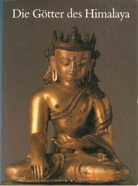 Die Götter des Himalaya von G.-W. Essen und T. T. Thingo